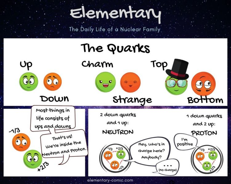 Introducing the Quarks